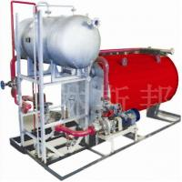 Buy cheap hot water 900kw coal, oil, gas thermal oil boiler system product