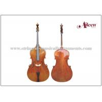 Buy cheap Upright Acoustic Bass , Solo / Jazz Double Bass With Fine Even Grained Spruce Top product