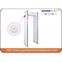 Buy cheap Body Scanner Metal Detector With 16 LED Indicator Lights For Metal Signal On The Panel product