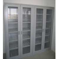 Buy cheap All Steel Utensil Cupboard Lab Storage Cabinet / Glassware Chemical Safety Cabinet product