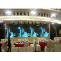 Buy cheap Outdoor Indoor Stage Background Mobile Led Display Screen For Concert product