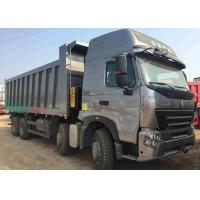 Buy cheap Powerful 371 Horse Power Heavy Duty Dump Truck For Construction And Transportation product
