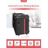 Buy cheap 2000W Handheld Laser Welder to weld iron, stainless steel product