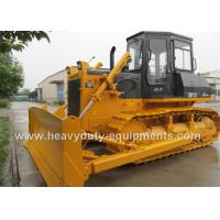 Buy cheap Shantui bulldozer SD13YE equipped with 6 way blade and dozing capacity 3,07 m3 product