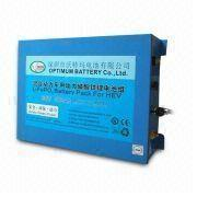 Buy cheap Rechargable Golf Cart Lifepo4 Battery Pack For Wind Energy System product