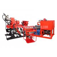 Buy cheap Light Weight Underground Drill Rigs Full Hydraulic Control 10-200m Depth product