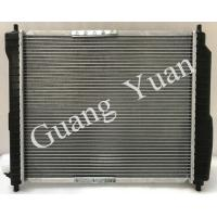 Quality Daewoo Aluminum Heat Exchanger Radiator With Water Temperature Sensor DPI 2774 for sale