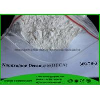 Buy cheap Bodybuilding Injectable Anabolic Steroids Nandrolone Decanoate , Durabolin CAS 360-70-3 Powder product