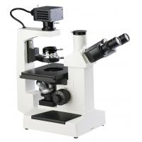 Buy cheap Schools Institution Inverted Biological Microscopes For Cell Dynamic Observation product