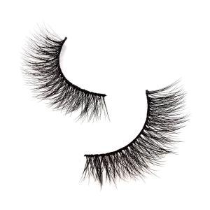 Buy cheap Faux Luxury Mink Custom Eyelash Packaging 3D Mink Lashes Private Label Eyelashes product