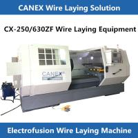 Quality CX-250/630ZF ELECTRO-FUSION FITTING PRODUCTION EQUIPMENT cnc machine for sale