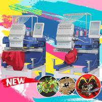 Buy cheap Cheap barudan embroidery machine prices 15 colors single head computer embroidery machine like tajima/swf/happy for cap product