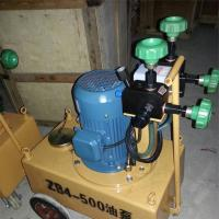 China hydraulic electric oil pump used in strand jack|factory price|in promotion on sale