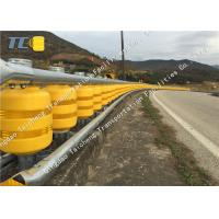 Buy cheap Median Strip Roller Crash Barrier Collision Avoidance 10 Years Lifetime product