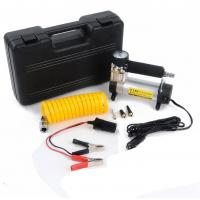 Buy cheap Hand High Pressure Metal Air Compressor 1 Year Warranty With Watch 12v 140 Psi product