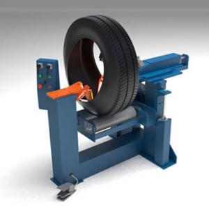 Buy cheap pneumatic tyre tire buffing machinery/tire retreading machinery product