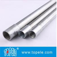 Buy cheap Manufacturer Factory Direct IMC Conduit Fittings  1/2 To 4  Galvanised Steel Tubing Rigid product