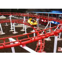 Buy cheap 8KW Thrilling Crazy Mouse Ride CE Certification 1 Year Warranty For Family product