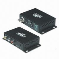 Buy cheap ISDB-T Receiver with 75Ω Nominal Input, Supports EPG, Closed Caption and Time Zone product