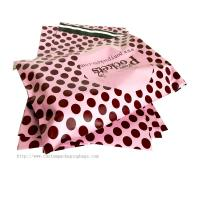 Buy cheap Plastic Material Poly Mailing Bags Gravure Printing Lightweight For Postage Savings product