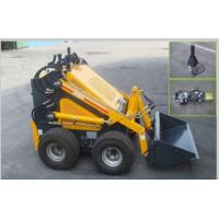 Buy cheap 380 Kgs small mini skidsteer loader product