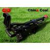 Buy cheap Trole de golfe de controle remoto do equipamento preto da logística com quadro de alumínio from wholesalers