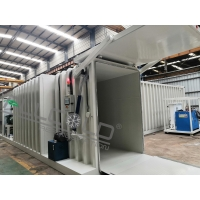 Buy cheap 4pallets vacuum cooling machine for vegetables fruits fresh cut flowers and mushroom product