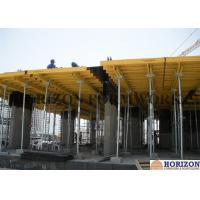 Quality Movable Slab Formwork Systems , Universal Slab Shuttering For Concrete for sale