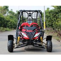 Buy cheap Single Cylinder Horizontal Type Adult Go Kart Air Cooler With Aluminum Alloy Rims product