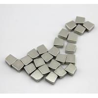 Quality N52 Grade Powerful Ndfeb Rare Earth Permanent Magnets Square with Zinc , Nickel , Sn Coating for sale