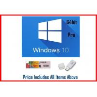 Buy cheap OEM Software Windows 10 Pro Retail Box For PC Or Tablet / COA License Sticker product