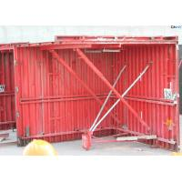 Buy cheap Vertical / Horizental Tunnel Formwork System Lower Transport Costs product