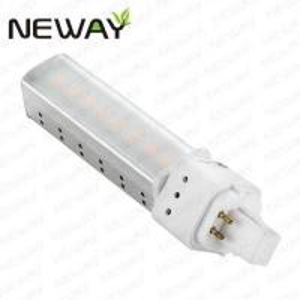 Buy cheap 10W G24 Lamp Holder LED PLC Light Bulb replace 26W CFL product