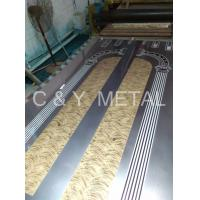 Buy cheap 304 Stainless Steel Plate Sheet for Decoration Mirror 8k Finish product