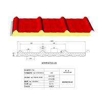Buy cheap Exterior Decorative Insulation Wall Panels / PUR sandwich decorative board product