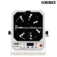 Buy cheap Electro - Static Discharge Cleanroom Consumables Automatic Cleaning Air Ionizer Fan product