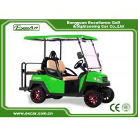 Buy cheap 3 - 4 Seats Electric Golf Car 48 Voltage Battery Powered With CE Approved product