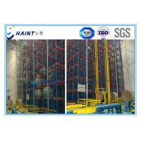 Buy cheap AS RS Fully Automated Warehouse System Intelligent Control With Stacker Crane product