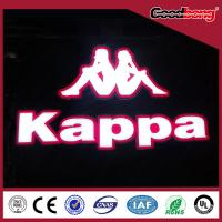 Buy cheap Vacuum light high quality custom acrylic strong alphabet letter signs product