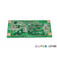 Buy cheap Blue Solder Mask Copper PCB Board , PCB Copper Sheet With ISO9001 Certification product