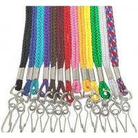 Buy cheap Id Neck Nylon Lanyard With Swivel Hook from wholesalers