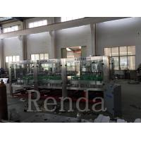Buy cheap Automated Glass Bottle Wine Filling Machine High Capacity CE Certification product