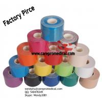 China Factory Price Cotton Medical Sports Pre-cut , Y shaped, I shaped Multi-colores Kinesiology Tapes on sale