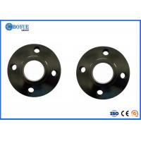 China ASTM A105 / A105N Slip On Pipe Flanges , Forged Carbon Steel Slip On Flanges on sale