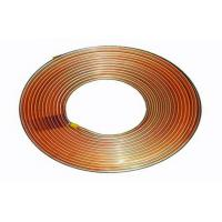 Buy cheap H60 T2 Split Air Conditioner Copper Pipe Oval With Mill Polished product