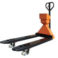 Buy cheap Digital Forklift Weight Scale With Hydraulic Manual Handling Mechanism product
