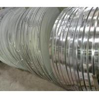 Buy cheap Zinc Coating ASTM A653 Cold Rolled Stainless Steel Strip product