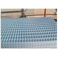 Buy cheap Thick Coating Square Flat Galvanized Sheets , Welded Wire Mesh Panels 1 X 2 product
