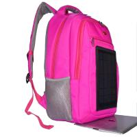 Buy cheap 3.5W Nylon Backpacking Solar Charger , 6V Womens Backpack With Built In Charger product