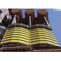 Buy cheap High­Er Pro­Duc­Tiv­Ity Construction Safety Screens Self Climbing With Hydraulic Power product
